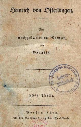 Novalis-Ofterdingen